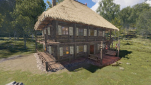 Rust Custom Farmhouse