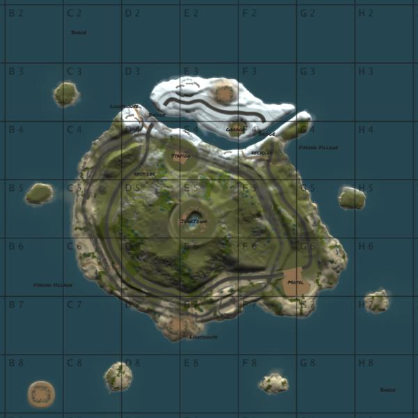 Little Island1 g m