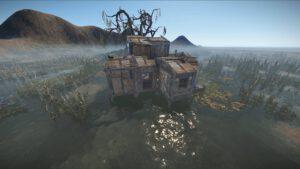 Swamp Cabins 1
