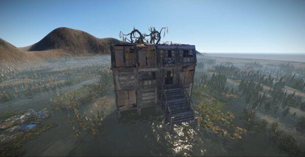 Swamp Cabins 2