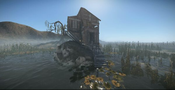 Swamp Cabins 5