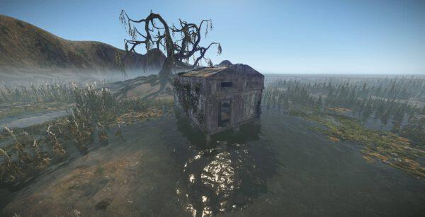 Swamp Cabins 9