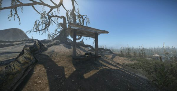 Swamp Cabins Stall