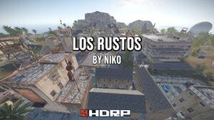Los Rustos Rust Custom Map 1.0 by Niko